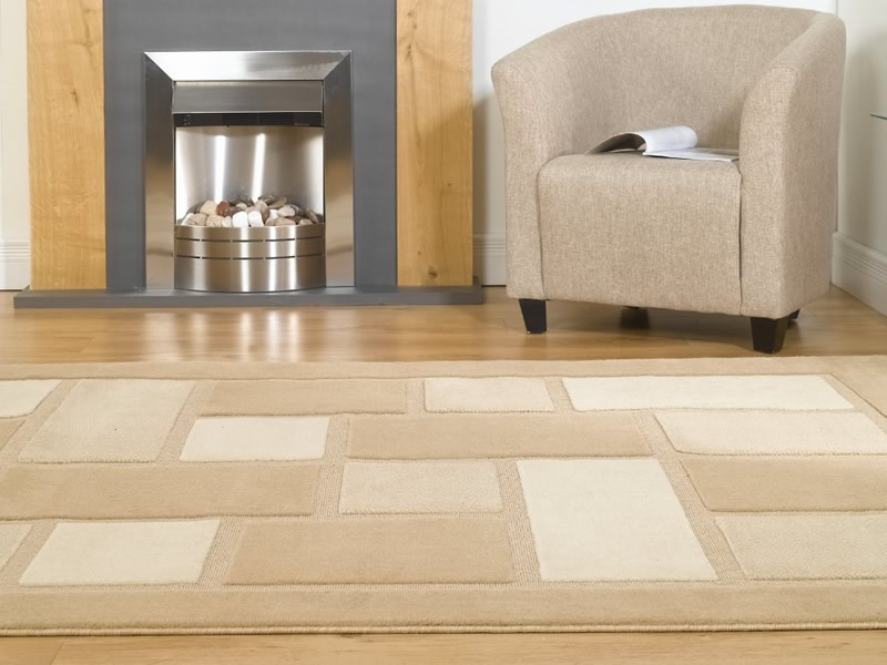What Material Should You Choose for Your Beige Rugs?