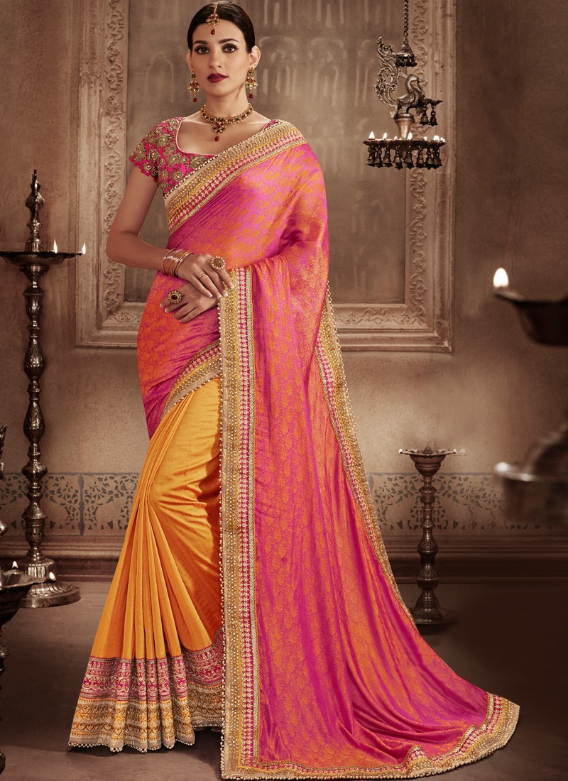 Top Wedding Sarees In Vogue This Party Season
