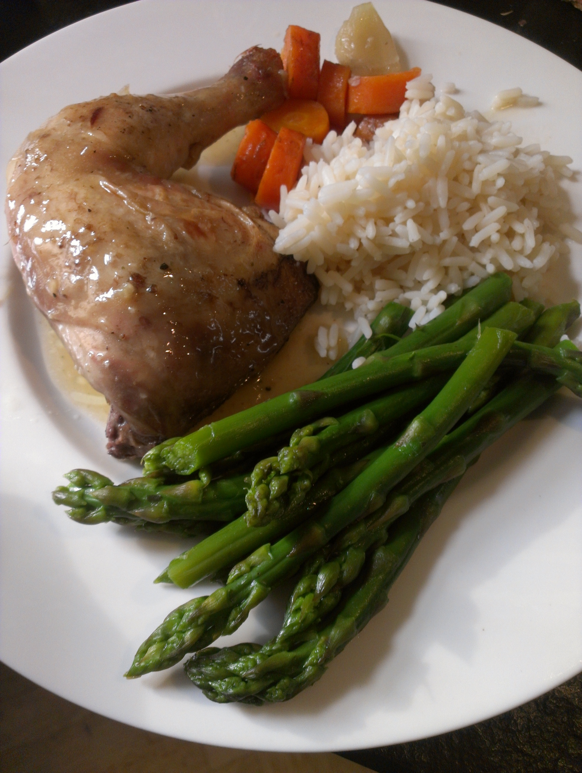 Succulent Beer Roasted Chicken Clay Pot Recipe