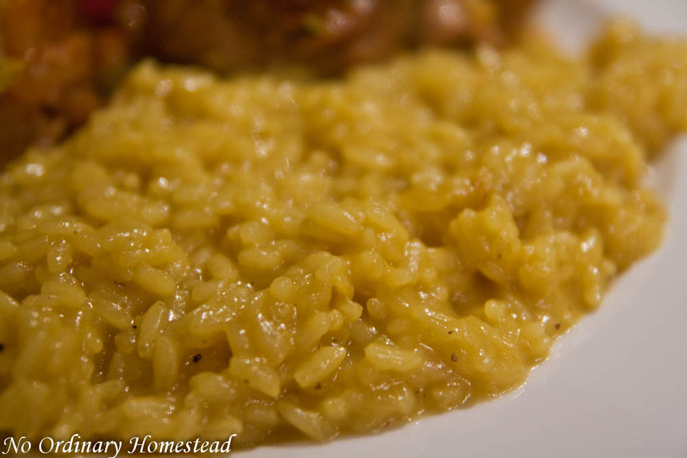 Risotto Milanese recipe – Creamy rice done right
