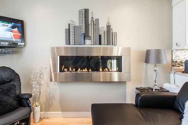Working with the Perfect Wall-Mounted Fireplace