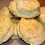 Sour Cream Buttermilk Biscuits — Moistest biscuits ever