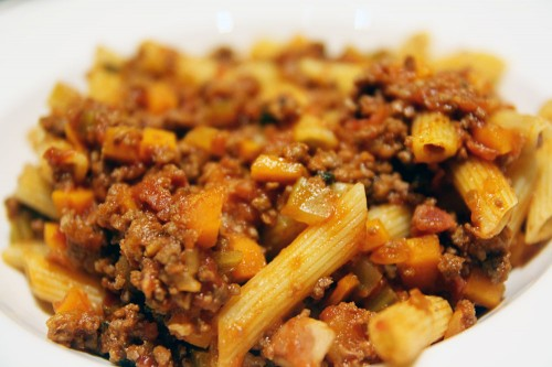 One tasty bolognese sauce recipe