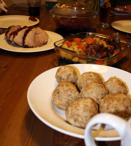 Original Bavarian Bread Dumplings