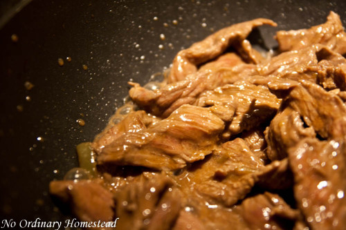 Easy Szechuan Beef Recipe