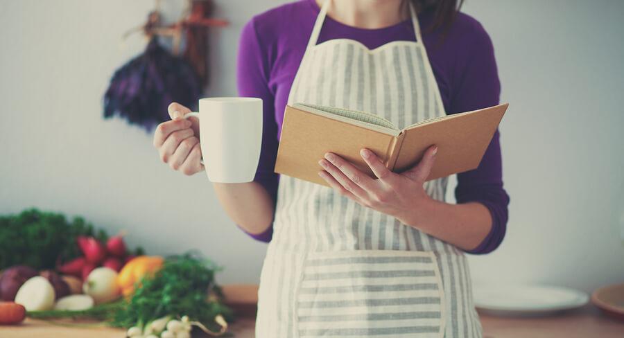 List of Recipe Books