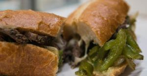 Steak Sandwiches with Homemade Au Jus