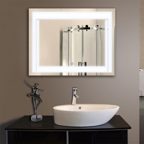 Light Reflecting Mirrors for the Bathroom - No Ordinary Homestead