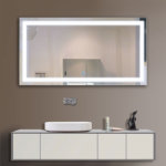 Light Reflecting Mirrors for the Bathroom