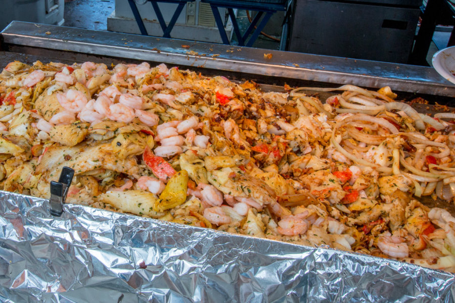 Our Visit To The Everglades City Seafood Festival 2018