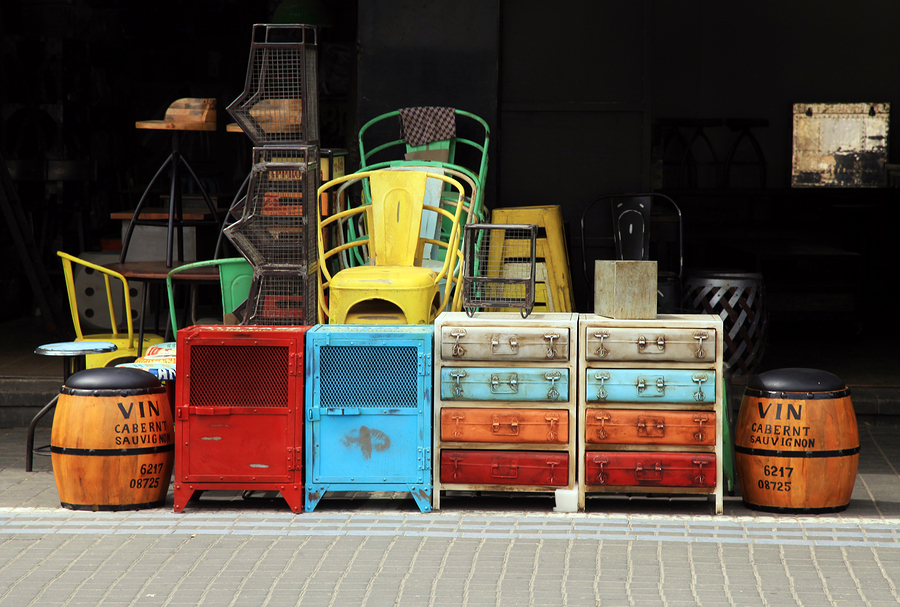 Tips for Buying Second Hand Furniture