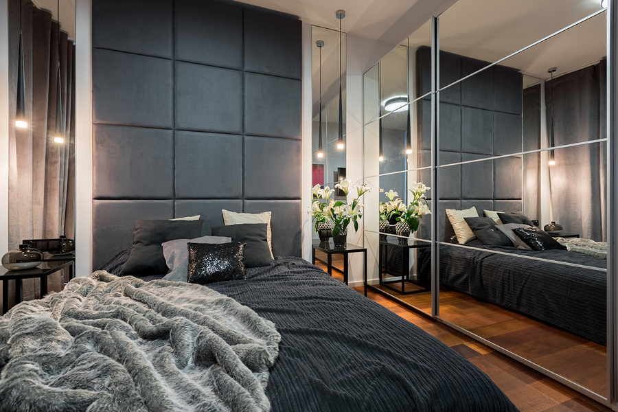 Benefits of Adding Mirrored Wardrobe Doors To Your Home