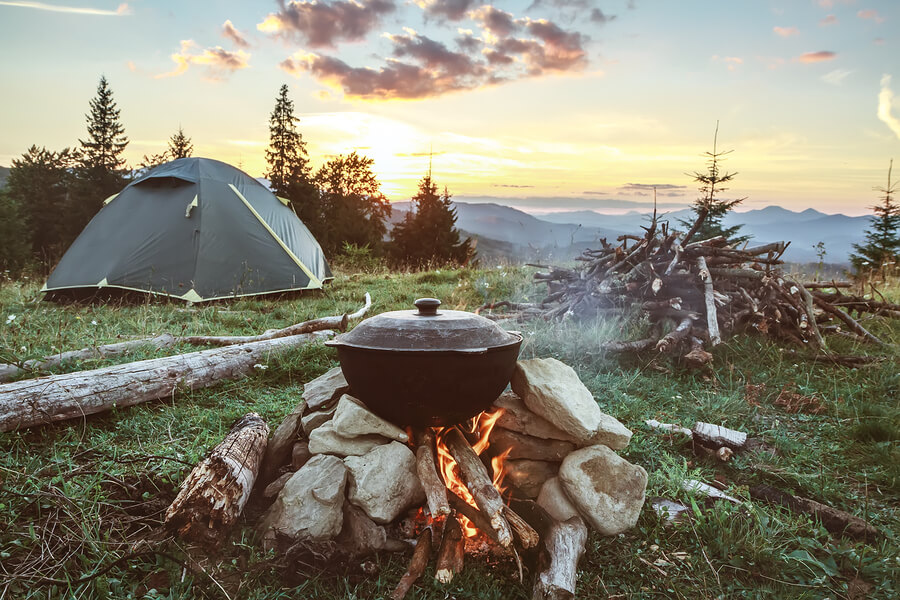 Top 10 Essentials When Camping in America