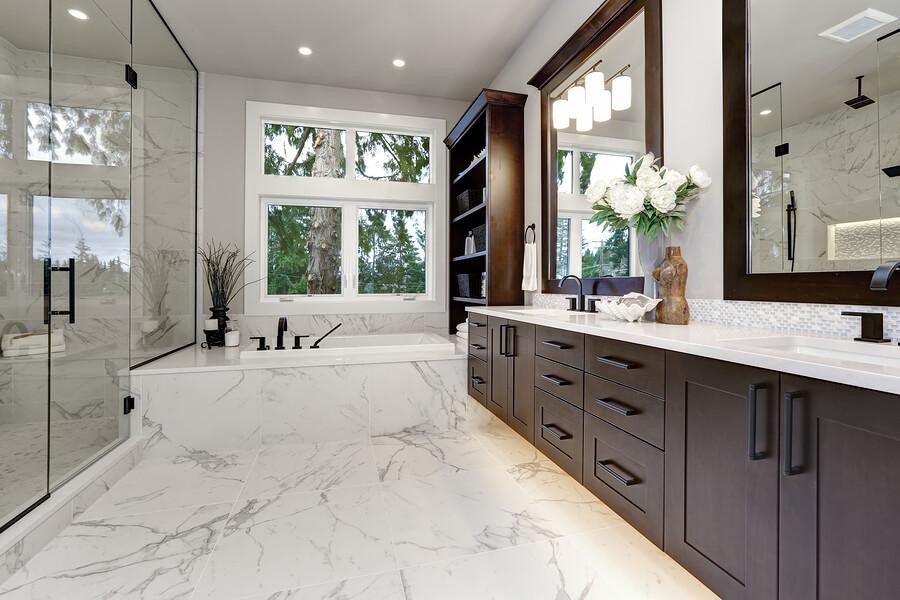 Keeping Your Bathroom Efficient Designing Your Bathroom Space No Ordinary Homestead