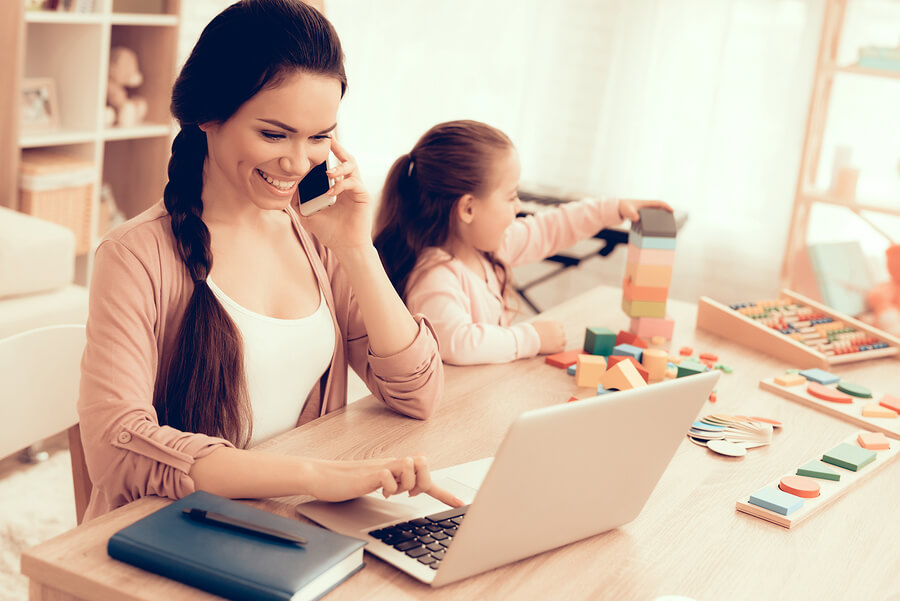 4 Work From Home Jobs You'll Love