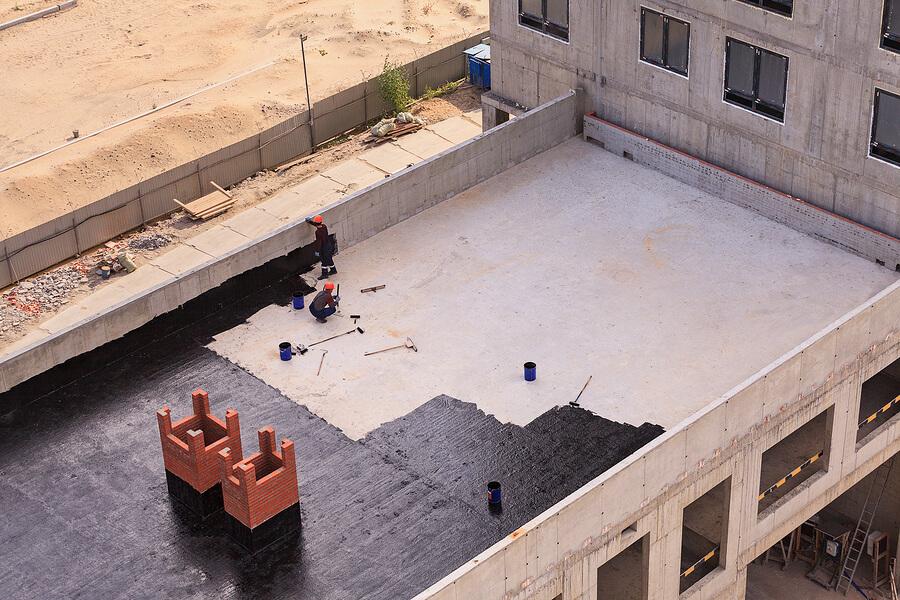 7 Dangers of Not Waterproofing Your Commercial Property