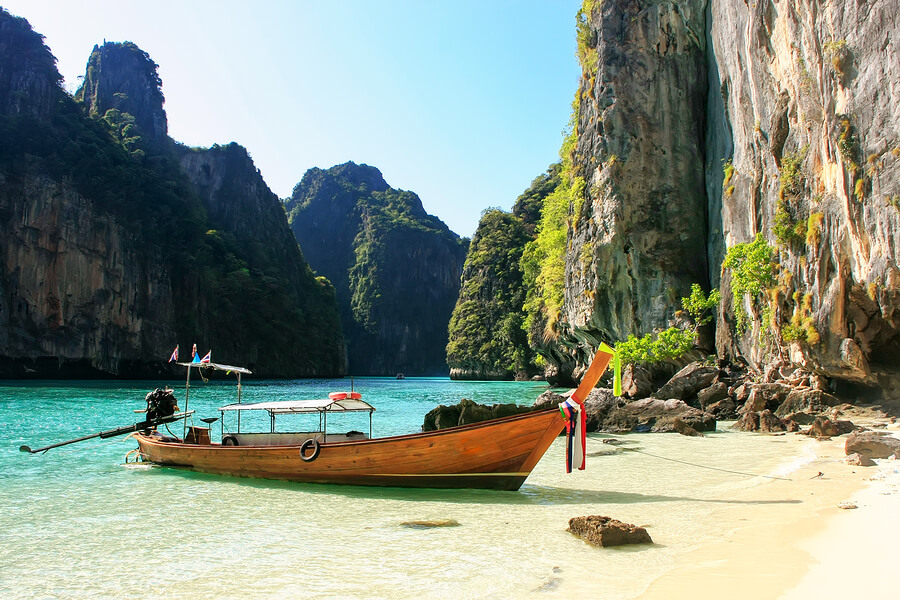 Places You Must Visit Around Phi Phi Islands
