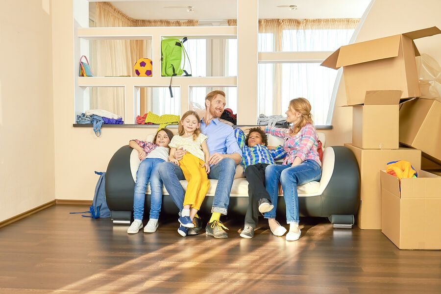 Tips for Moving into a New Home