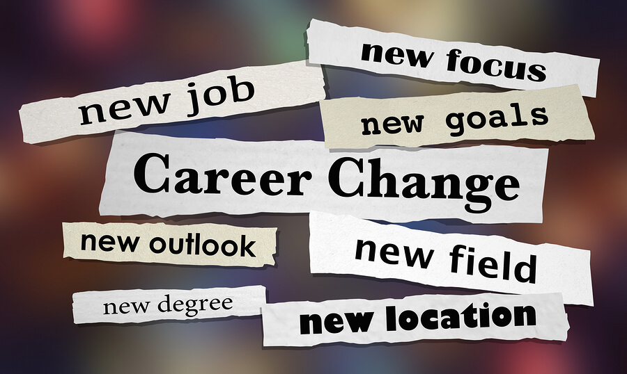 Time for a career change? 5 reasons why you should consider the legal sector