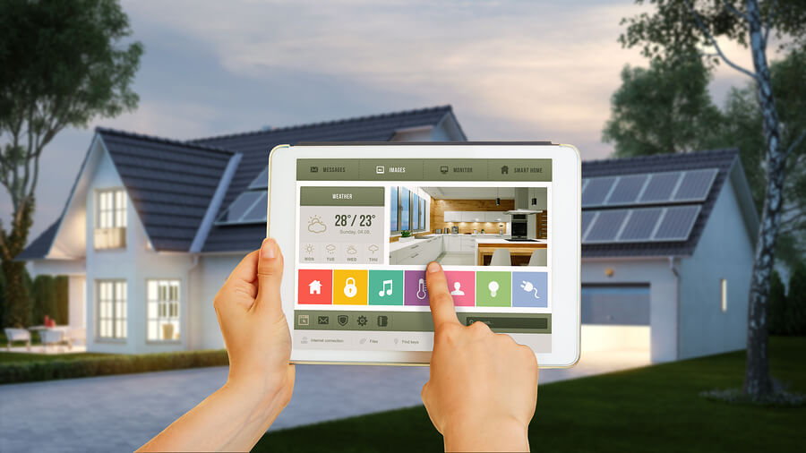 Protecting Your Smart Home Inside & Out