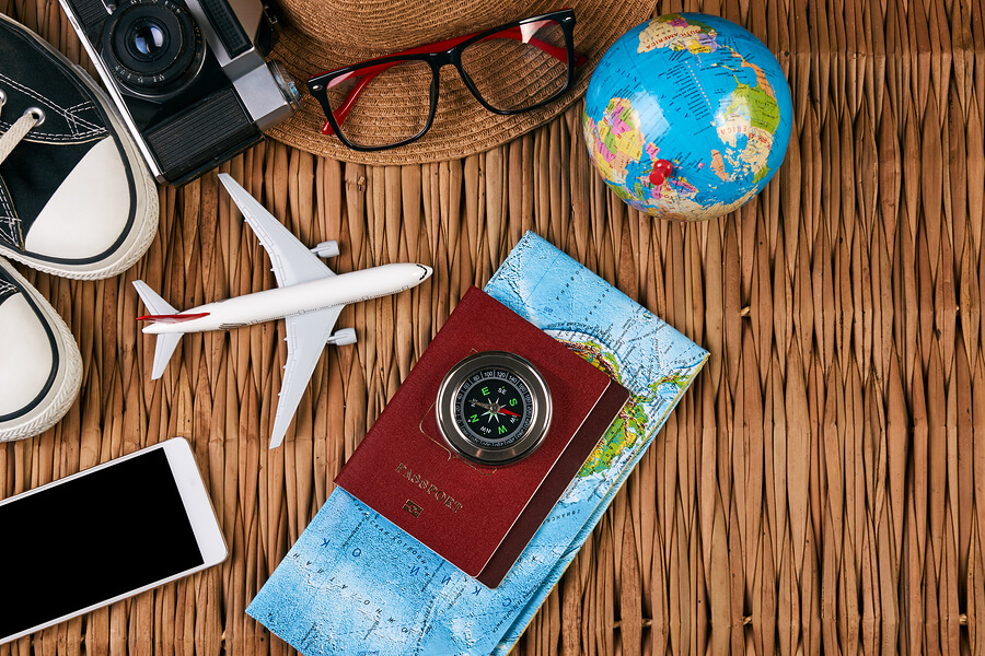9 Over-the-Counter Items To Take On Vacation