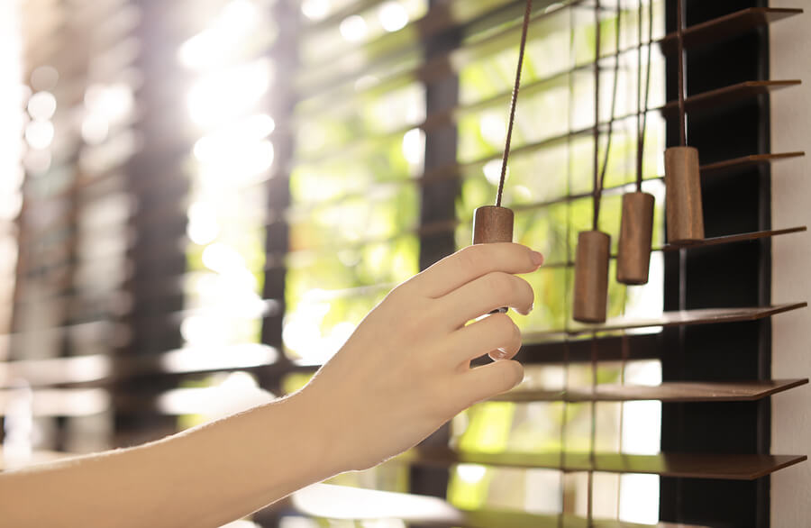 Benefits of Using Venetian Blinds