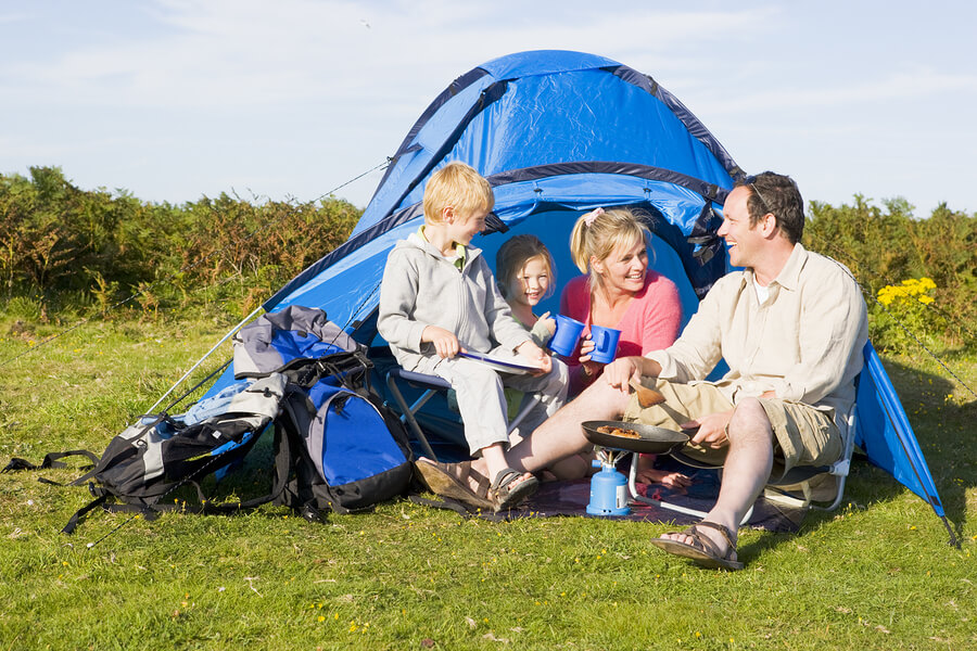 5 Camping tips that will take you places