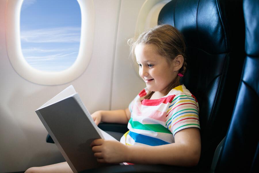 Convenient Air Travels with Children