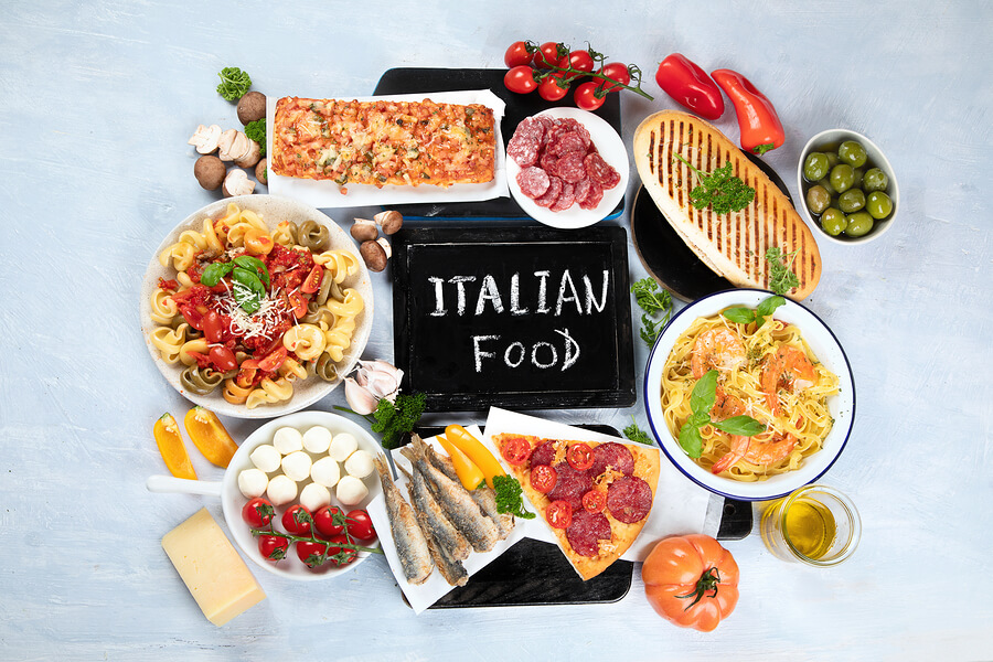 What to Eat In Italy: Top 5 Foods