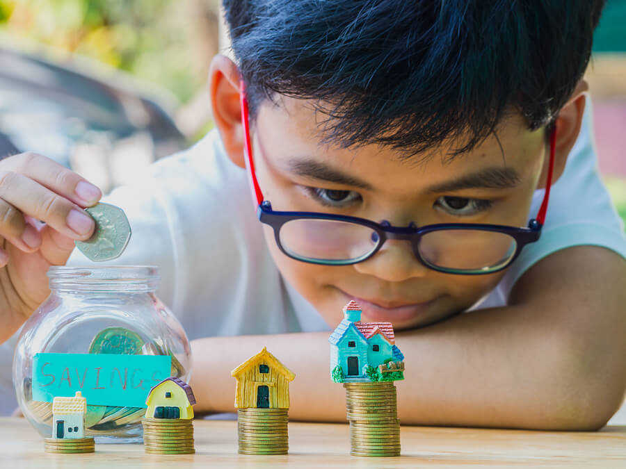 Two practical tips to save more for your child's future