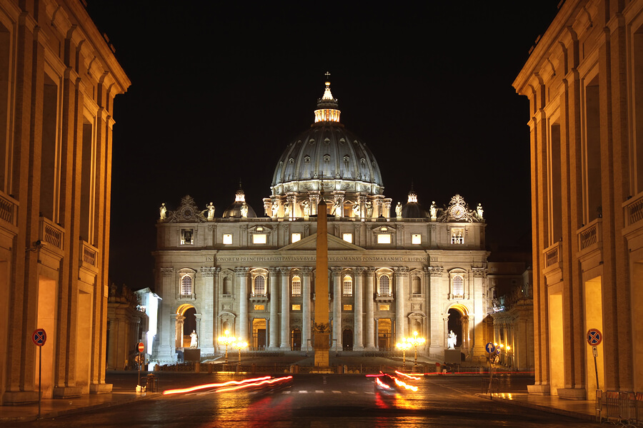 Treasures of the Vatican City: The Incredibly Long Journey