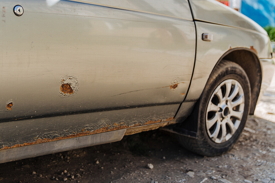 How to prevent rust from damaging your car