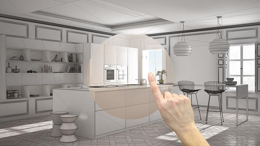 DIY-ing Your Way In Kitchen Design