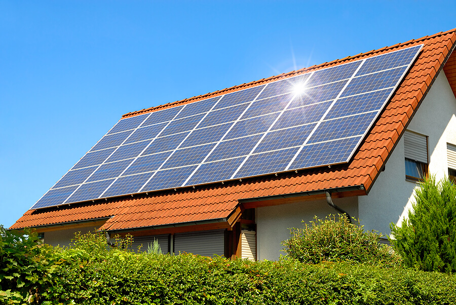 The Different Types of Solar Panels for Houses