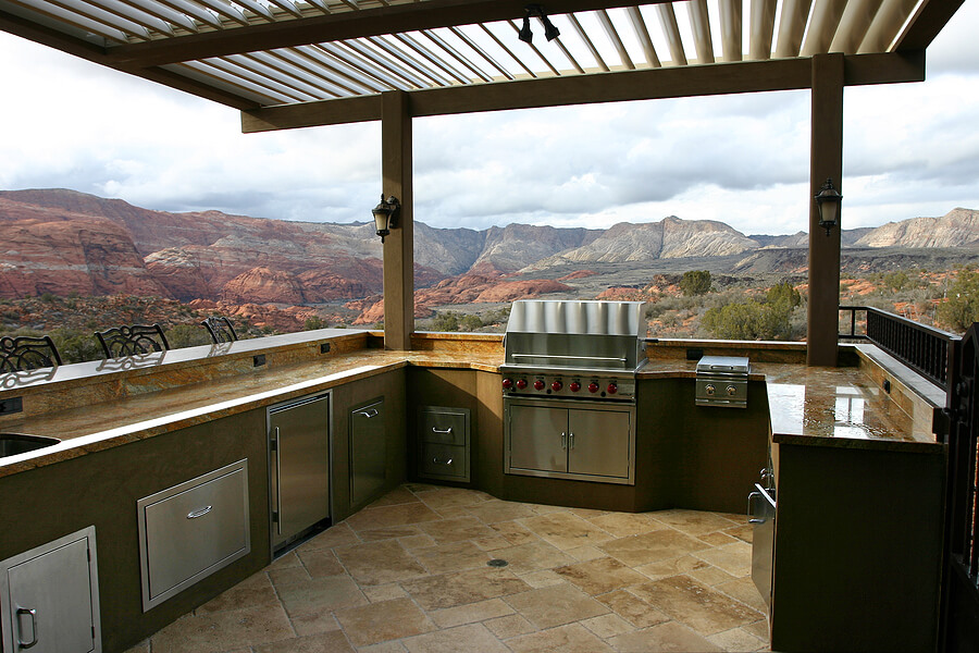 How To Get The Most Out Of Your Outdoor Kitchen