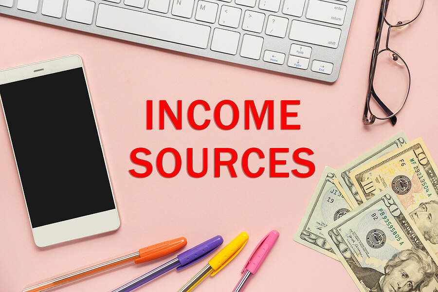 Ways you can make a secondary income