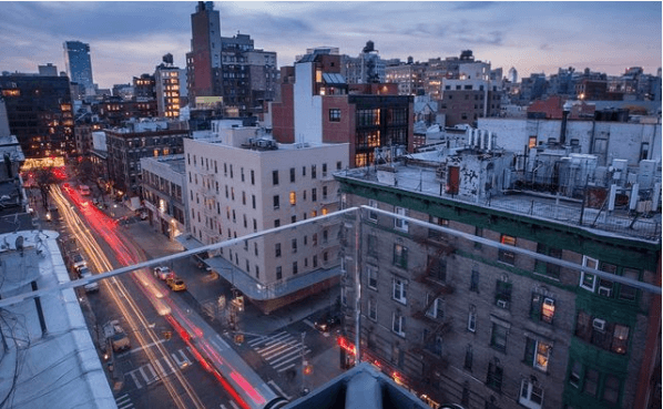 10 Great Balcony View Hotels in NYC